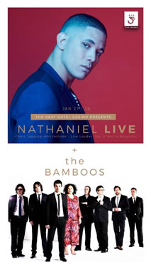 Nathaniel Live and The Bamboos