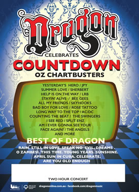 Dragon - Countdown round two