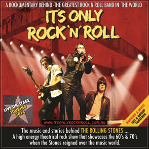 It's Only Rock 'N' Roll – The Rockumentary