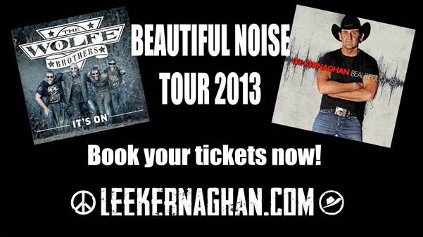 Lee Kernaghan & The Wolfe Brothers