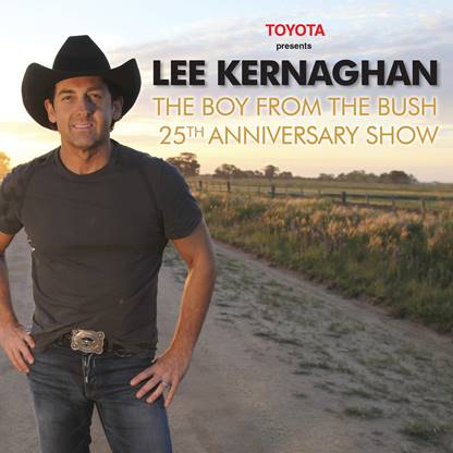 Lee Kernaghan - The Boy From The Bush 25th Anniversary Show