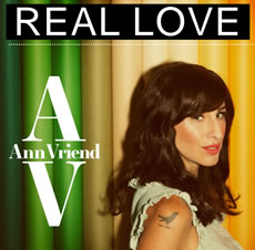 Ann Vriend - Real Love