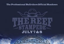 BAR36 - The Reef Stampede 2017