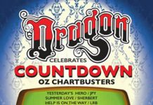 Dragon - Countdown - OZ Chartbusters