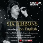 'SIX RIBBONS' – Remembering Jon English