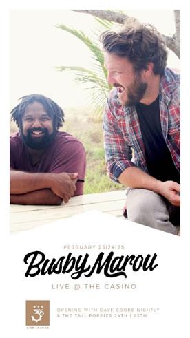 BAR36 - Busby Marou