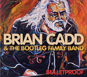 Brian Cadd - Bulletproof Album
