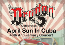Dragon - April Sun In Cuba