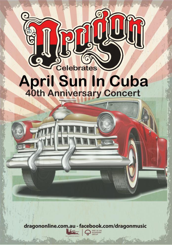 Dragon - April Sun In Cuba