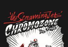 The Screaming Jets - Chromozone Tour