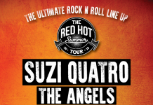 Red Hot Summer Tour - Mornington-soldout