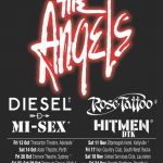 The Angels -Brothers, Angels & Demons tour