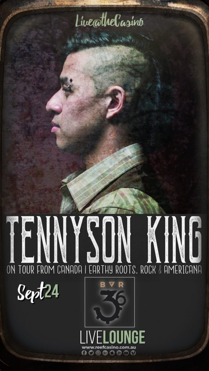 Tennyson King