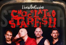 BAR36 - Chocolate Starfish