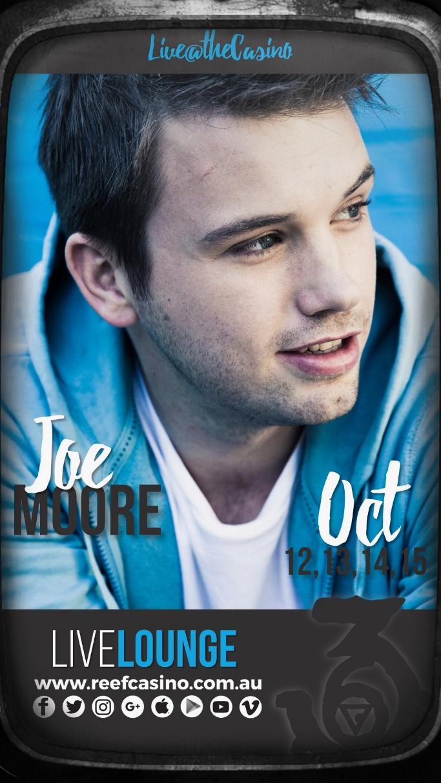 BAR36 - Joe Moore