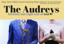 The Audreys - November Tour