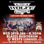 The Wolfe Brothers - TCMF