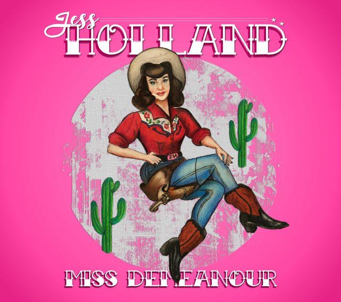 Jess Holland - Miss Demeanour