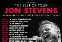 Jon Stevens - The Best Of Tour