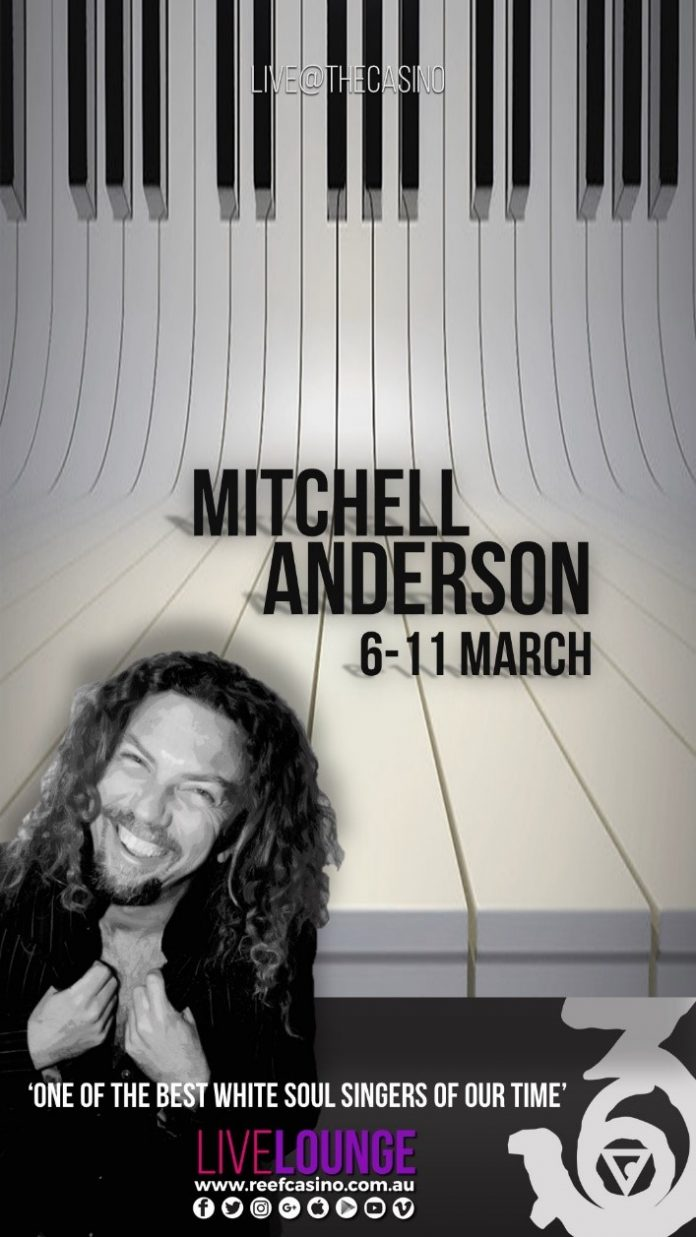 Mitchell Anderson