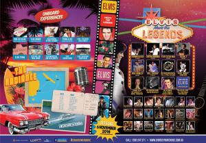 Cruise N Groove - 2018 - Elvis Meets The Legends