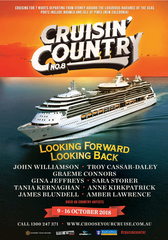 Looking Forward, Looking Back – Cruisin' Country 2018