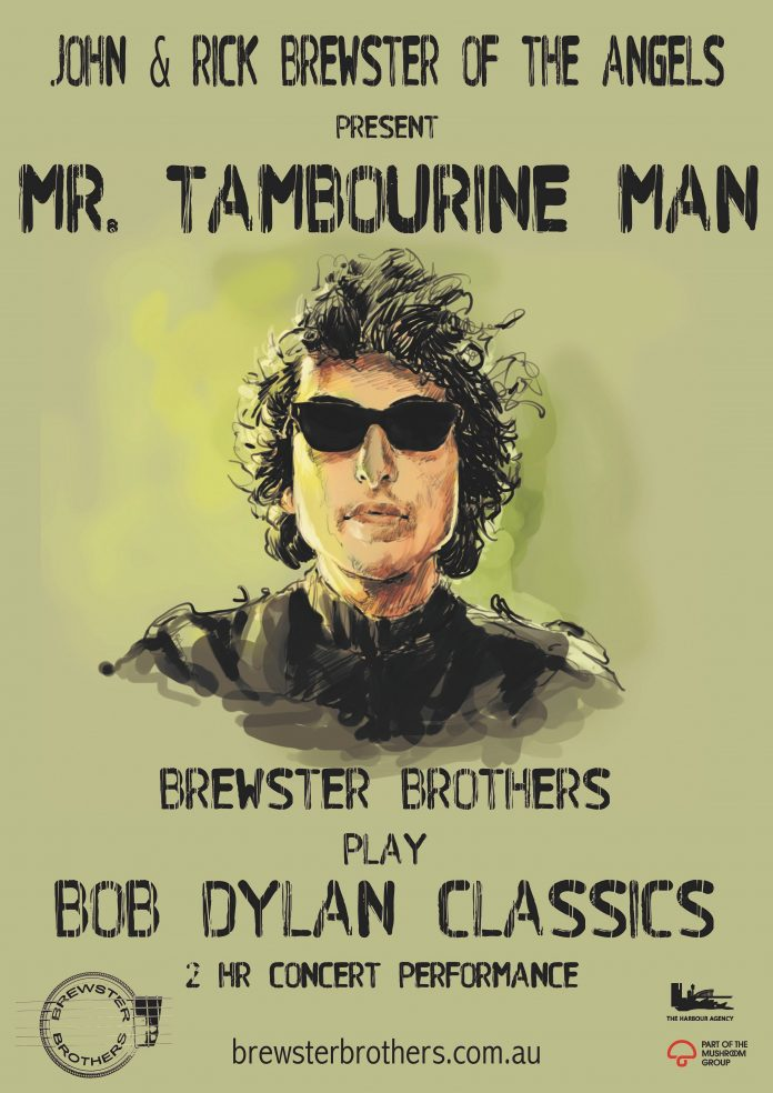 Brewster Brothers - Mr Tambourine Man