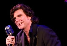 Tex Perkins - The Man In Black