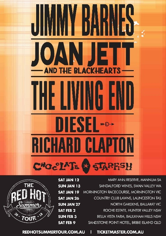 Red Hot Summer Tour 2019