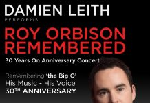 Damien Leith - Roy Orbison Remembered