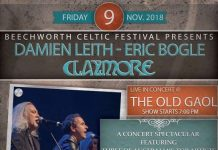Claymore - Beechworth Celtic Festival 2018