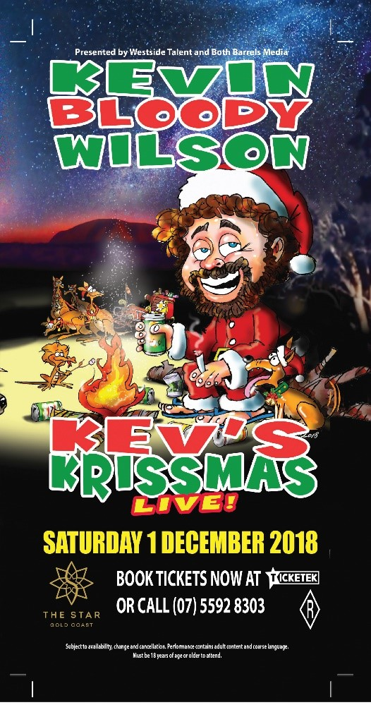 Kev's Krissmas Live