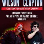 Ross Wilson and Richard Clapton