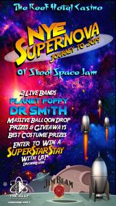 Ol' Skool Space Jam @ BAR36