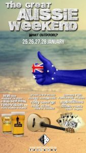 The Reef Hotel Casino gears up for The Great Aussie Weekend @ The Reef Hotel Casino