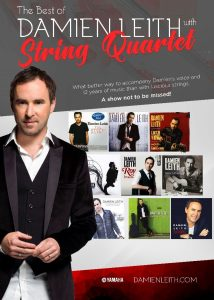 Damien Leith @ Latrobe Performing Arts Centre
