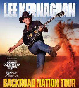 Lee Kernaghan @ Kingaroy Town Hall