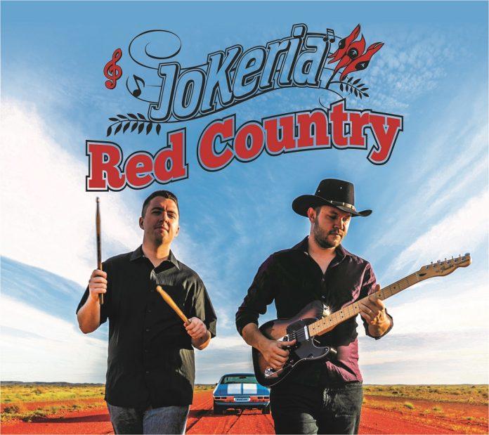JoKeria - Red Country