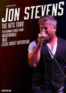 Jon Stevens @ Astor Theatre, PERTH WA