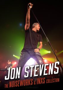Jon Stevens @ Wangaratta Performing Arts & Convention Centre