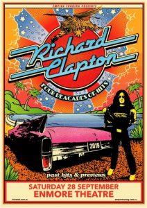 Richard Clapton @ Enmore Theatre, SYDNEY NSW