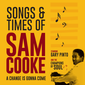 Songs & Times of Sam Cooke @ Melbourne Arts Centre
