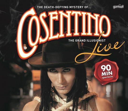 Cosentino - Live