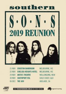 Southern Sons @ Croxton Bandroom