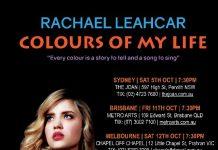 Rachael Leahcar - Colours Of My Life