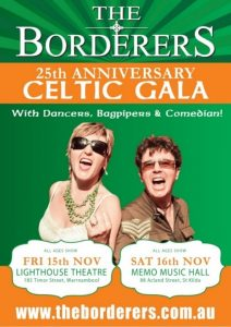 The BordererS @ Memo Music Hall
