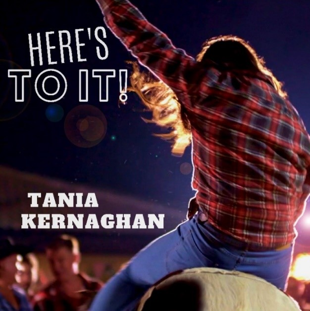 Tania Kernaghan Here's to it