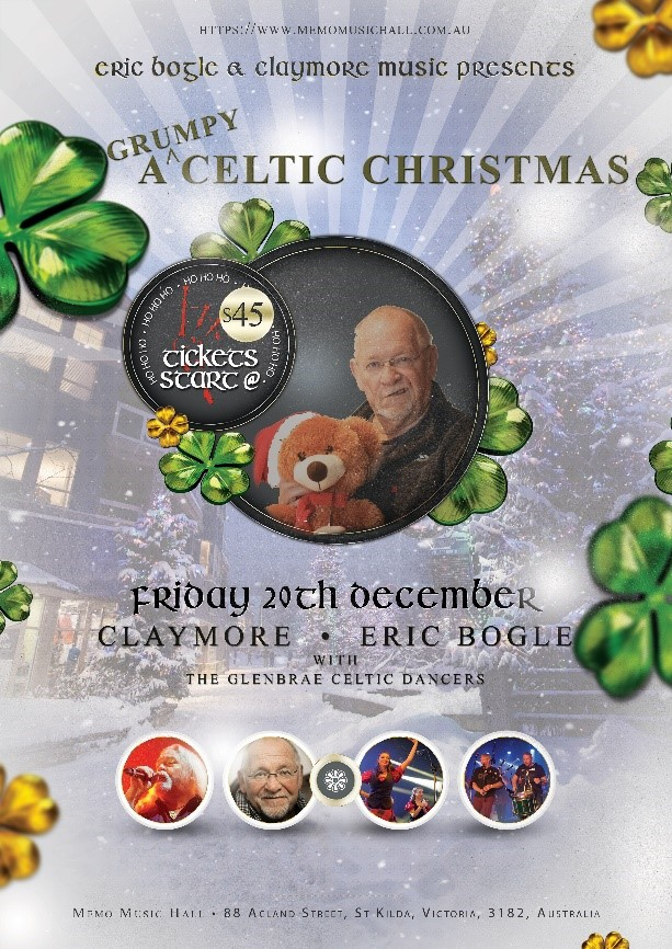 A Grumpy Celtic Christmas