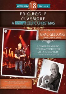 Claymore @ Geelong Performing Arts Centre