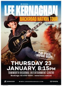 Lee Kernaghan - Tamworth Country Music Festival @ Tamworth Regional Entertainment Centre